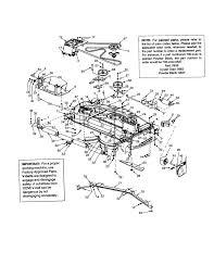 troybilt lawn tractor parts model z809h sears partsdirect