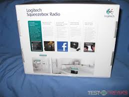 logitech squeezebox radio technogog