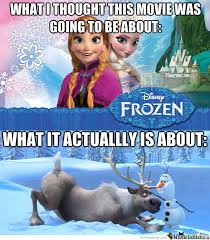 Disney Frozen Meme - disney frozen by yayayaya meme center