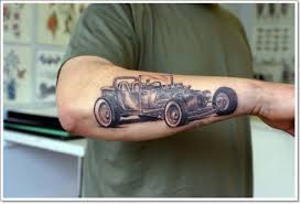 great dimension of car tattoo ideas toycyte