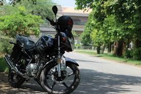 yamaha ybr 125 first ride pakwheels blog