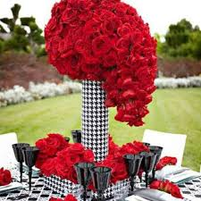 Red Rose Table Centerpieces by 268 Best Wedding Flowers Centerpieces Images On Pinterest