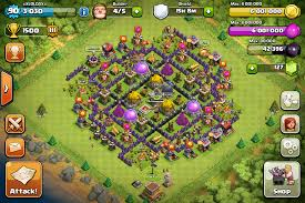 coc layout builder th8 image th8 almost maxed png clash of clans wiki fandom powered