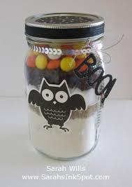 howl o ween treat u2026cookie mix in a mason jar u2026 u2013 sarahs ink spot