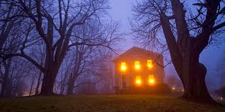 halloween house lights to music do you need to tell a buyer your house is haunted huffpost