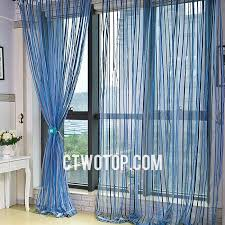 Unique Curtain Panels Fabulous Blue Sheer Curtains And Royal Blue Sheer Curtain Panels