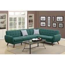 Sectional Sofa Pillows Esofastore Living Room 2 Pcs Sectionals Sectional Sofa Loveseat