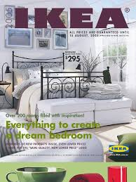 Ikea Furniture Catalog by Ikea 2005 Catalouge Mattress Bedding