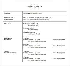 Staff Nurse Resume Sample by Nursing Resumes Templates