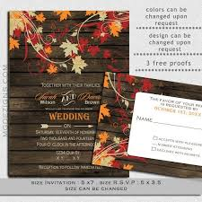 fall wedding invitations 17 best ideas about fall wedding invitations on autumn