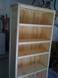 Woodworking Bookshelves Plans by Bookshelf Plans