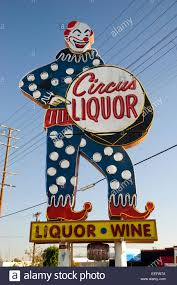 Liquor Signs Vintage Neon Signs Stock Photos U0026 Vintage Neon Signs Stock Images
