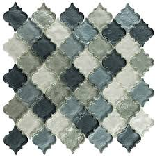 Waterfall Glass Tile Waterfall Dream Glass Tile Collection
