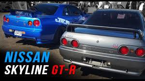 Nissan Gtr Generations - best sound nissan gt r r32 r34 youtube