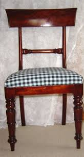 William Iv Dining Chairs Victorian And William Iv Antique Chairs For Sale On The Antique