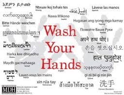 printable poster for hand washing wash your hands in 24 languages minnesota dept of health