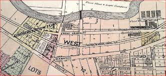 Flint Michigan Map by 1907 Flint Map Chevy In The Hole The Truth About Cars