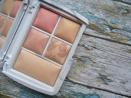hourglass surreal light palette surreal lighting palette review swatches