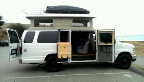 camper van layout campervan tour youtube