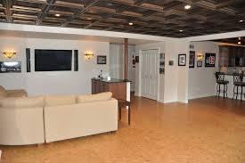 basement drop ceiling tiles tasty office model with basement drop