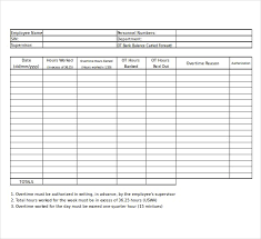 time sheet template weekly timesheet template sop example bi