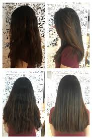 non hairstyles below the shoulder one length haircut no layers my work