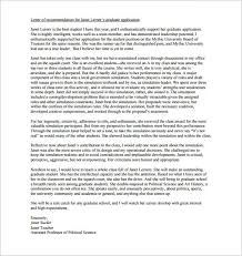 Resume Professor Best Ideas Of Letter Of Tenure Recommendation For A Professor