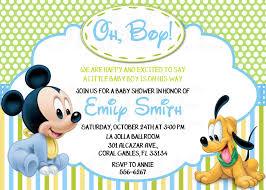 disney baby mickey mouse inspired baby shower birthday