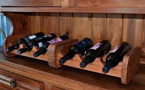 small wooden wine racks u2014 steveb interior stylish wooden wine racks