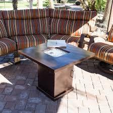 Table Patio Heater Belleze 40 000btu Outdoor Gas Firepit Table Patio Heater