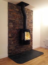 hwam 3110 wall hung installation wood burning stove installation
