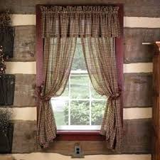 Primitive Kitchen Curtains 19 Best Kitchen Curtains Images On Pinterest Kitchen Curtains
