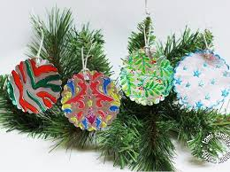 how to make embossed tin ornaments with tcw stencils snapguide
