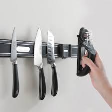 robert welch kitchen knives robert welch signature magnetic knife rack 55cm ebay