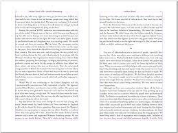 Best Resume Book by How Book Designers Set Up Book Page Layouts For A Narrative Page