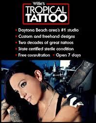 daytona beach tattoos ormond beach tropical tattoo