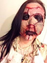 Horror Halloween Costumes 25 Leatherface Costume Ideas Zombie Nurse