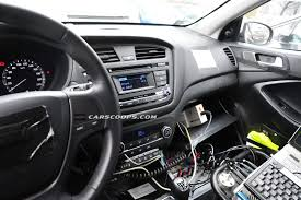 Hyundai Ix25 Interior Next Gen 2015 Hyundai I20 U2013 Interiors And Rear Revealed
