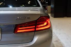 2017 chicago auto show bmw brings the 530e plug in hybrid to the