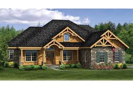 ranch house plans with walkout basement 37 craftsman style house plans with walkout basement unique house