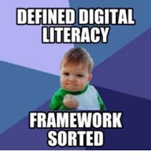Meme Defined - defined digital literacy framework sorted framework meme on me me