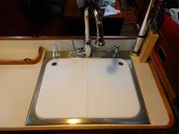 Kitchen Sink Cutting Board by Over Sink Cutting Board U2013 Home Design And Decorating