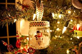 baby food jar ornaments these with the boys this week
