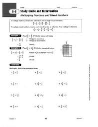 2 2 multiplying a whole number by a fraction and vice versa when