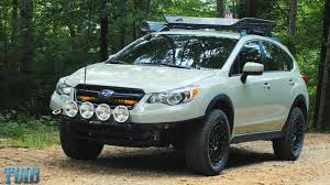 subaru crosstrek custom the most badass subaru crosstrek ever youtube