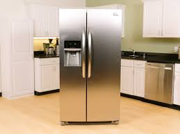 Samsung Counter Depth Refrigerator Side By Side by Frigidaire Fghc2331pf Review Cnet