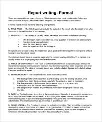 lab report conclusion template formal report template gratitude41117