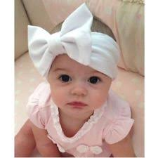 infant hair 7pc kids girl baby toddler infant flower headband hair band