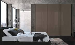 Bespoke Fitted Bedroom Furniture Bedroom Bespoke Built In Fitted Wardrobe Mirrored Modern Bedroom