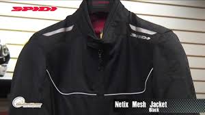 mesh motorcycle jacket spidi netix mesh motorcycle jacket at bikebandit com youtube